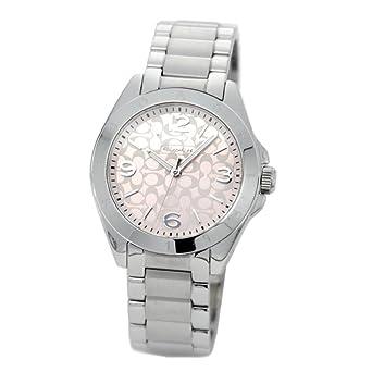 fd6e54a612ed [コーチ] COACH 時計 レディース COACH 14501782 TR1STEN トリステン 腕時計 ウォッチ ピンク シルバー [並行