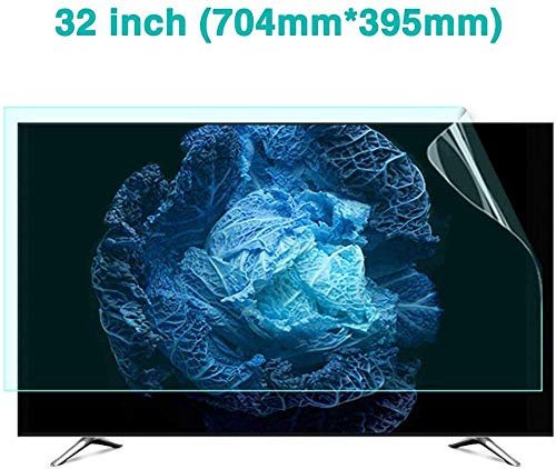 BYCDD 32 Pulgadas Anti-BLU-Ray TV Protectores de Pantalla, Anti ...
