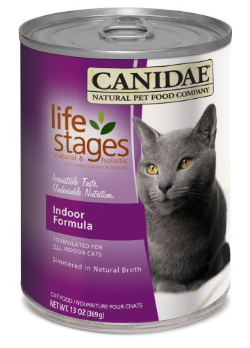 CANIDAE Stages Indoor Formula 12 pack