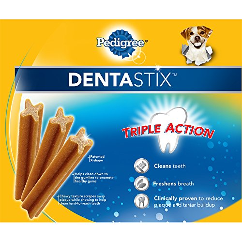 PEDIGREE-DENTASTIX-SmallMedium-Dog-Chew-Treats-Original-25-Treats