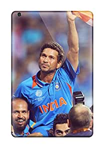 Juliam Beisel's Shop 8638072J93131940 New Diy Design Sachin Tendulkar God Of Cricket For Ipad Mini 2 Cases Comfortable For Lovers And Friends For Christmas Gifts