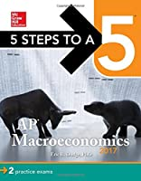 5 Steps to a 5: AP Macroeconomics 2017 Edition Front Cover