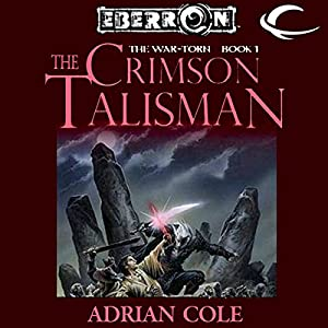 The Crimson Talisman Hörbuch