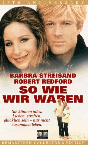 So Wie Wir Waren Vhs Barbra Streisand Robert Redford Bradford