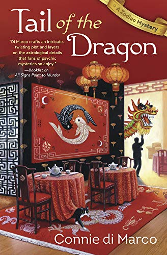 Tail of the Dragon (A Zodiac Mystery Book 3)