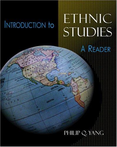 Introduction to Ethnic Studies