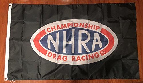 NHRA Flag 3'x5' Feet DRAG RACING Championship Banner
