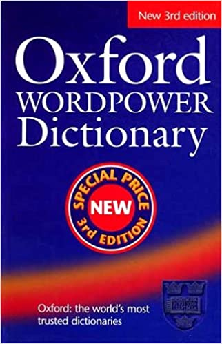 oxford wordpower dictionary  Oxford Wordpower Dictionary: NA: 9780194399289: : Books