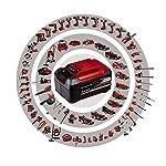 Einhell-Tassellatore-a-batteria-HEROCCO-Power-X-Change-18-V-Li-Ion-22-J-motore-senza-spazzole-percussione-pneumatica-attacco-SDS-Plus-inclusa-E-Box-senza-batteria-e-caricabatteria