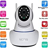 Wireless WiFi IP Camera Home Security Camera HD 720P Wireless IP Camera Wifi Night Vision Camera IP Network Camera CCTV WIFI P2P Onvif IP Camera