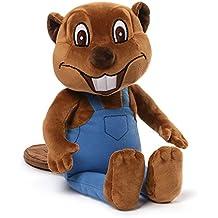 Gund Busy Beavers: Billy Beaver Stuffed Animal Plush