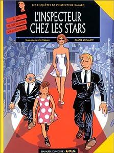 """Afficher """"Les Enquêtes de l'inspecteur Bayard n° 12 L'inspecteur chez les stars"""""""