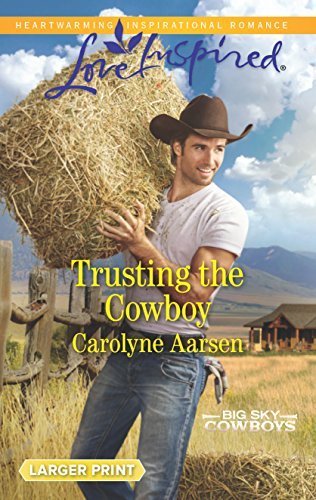 book cover of Trusting the Cowboy