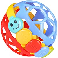 Kanz - Tirtil Top Çingirak Bebek Oyuncak (Enfal Oyuncak 30148)
