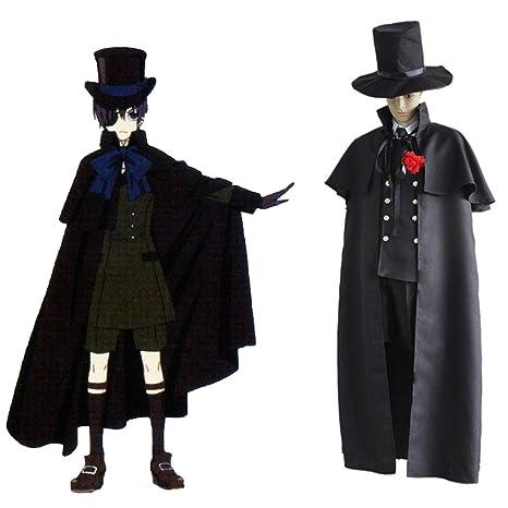 GGOODD Anime Black Butler Ciel Phantomhive Kuroshitsuji ...