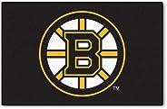 FANMATS NHL Boston Bruins Nylon Face Starter Rug