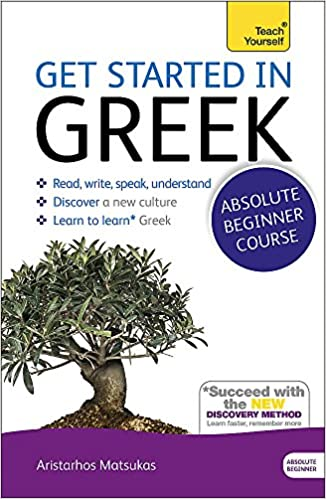 Get Started in Greek: A Teach Yourself Program with Book +