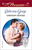 Lorenzo's Reward, Catherine George, 0373122039