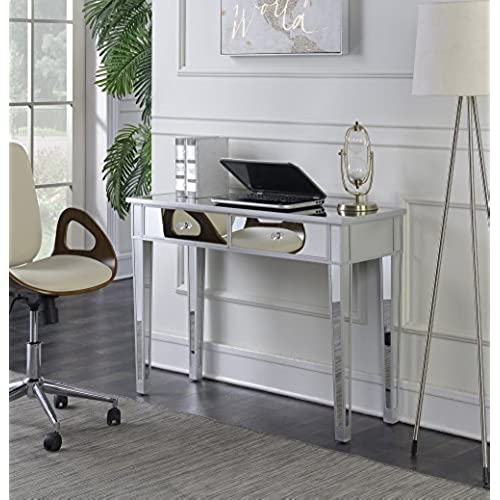 Glass Bedroom Vanity: Amazon.com