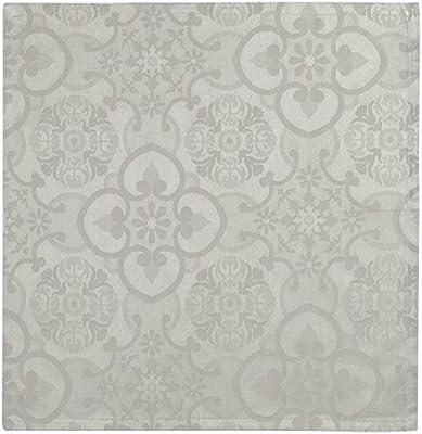 Vent Du Sud - Servilleta (algodón Peinado, Sepia, 47 x 47 cm ...