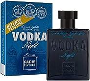 Eau de Toilette Vodka Night, Paris Elysees, 100 ml