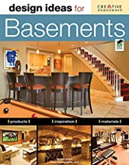 Design Ideas for Basements presents hundreds of ideas for turning a basement into stylish, comfortable living space. It also provides the information a homeowner needs to know before embarking on the project, including advice regarding...