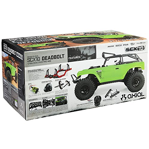 Axial SCX10 Deadbolt 4WD RC Rock Crawler Off-Road 4x4