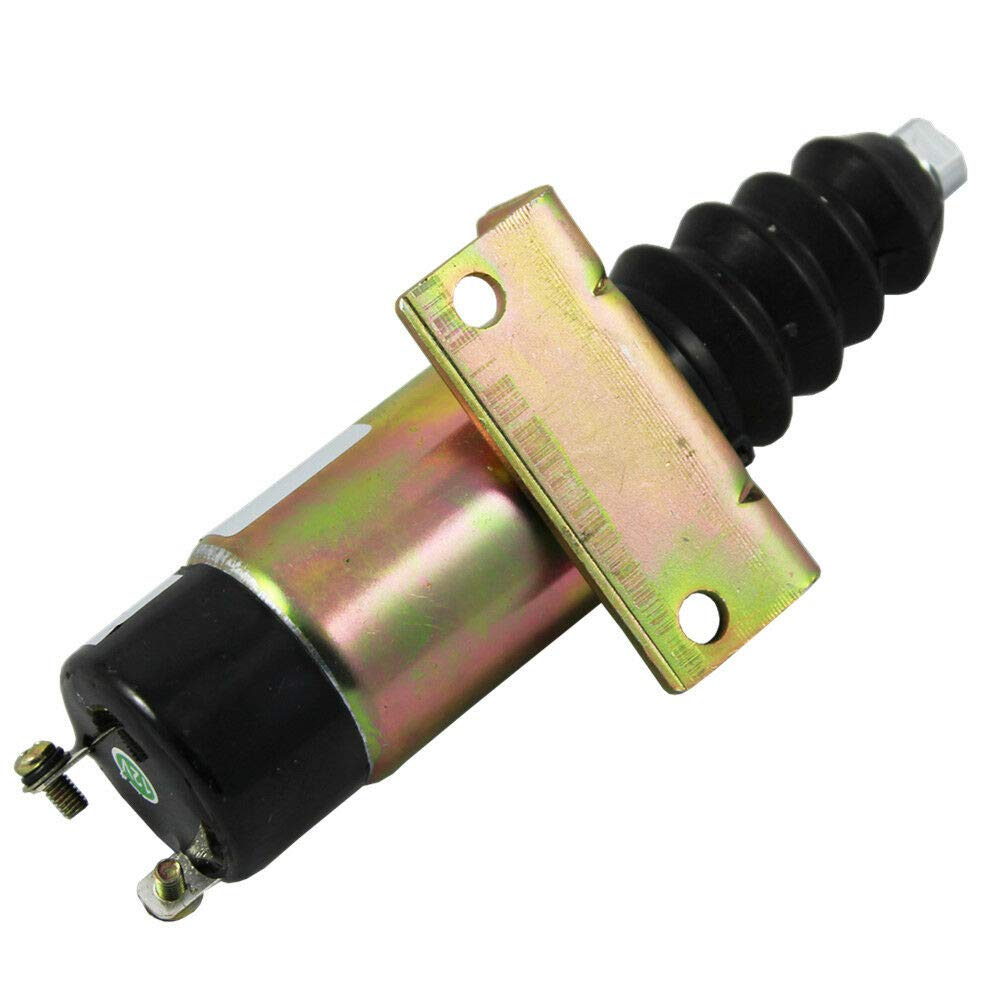 New Fuel Shut Off Solenoid Replace for Lister Petter Solenoid 366-07197 SA-3405T