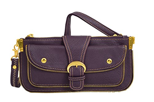 Bag Hipster Size Grey Purple One World Mellow Body Hb2806 Cross paOAq