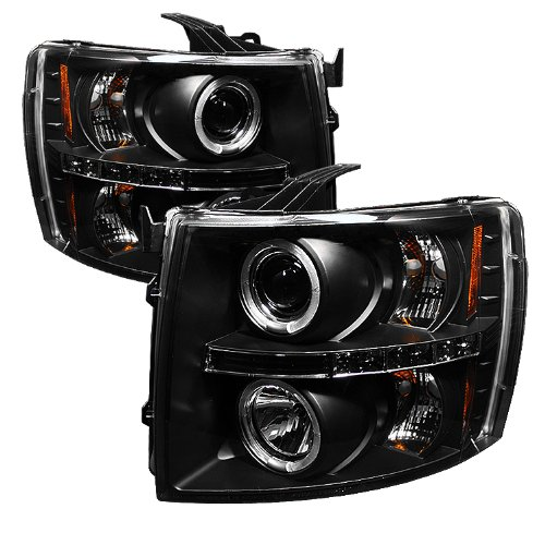 09 silverado headlight assembly - 9