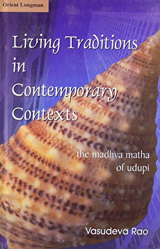 LIVING TRADITIONS IN CONTEMPORARY CONTEXTS