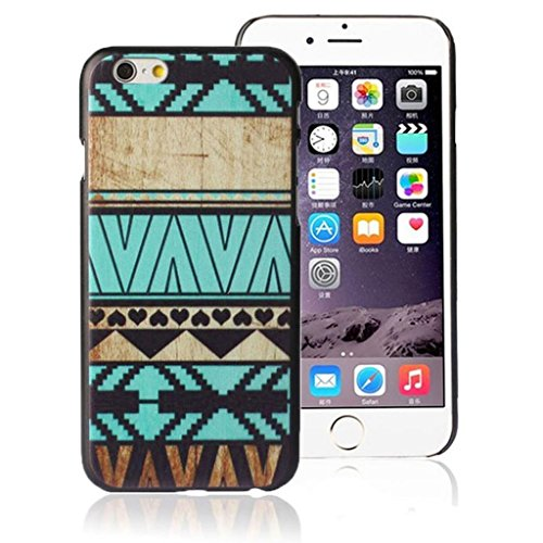 Fashional Waterproof Aztec Andes Tribal Pattern Designed Sunscreen Fashion Elegant Design Cellphone Pouch Protective Case Cover for iPhone 6 4.7 Inch