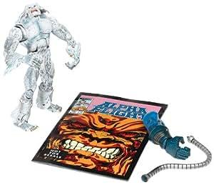 Marvel Legends Series 12 Action Figure Sasquatch White Variant