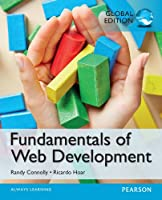 Fundamentals of Web Development, Global Edition Front Cover