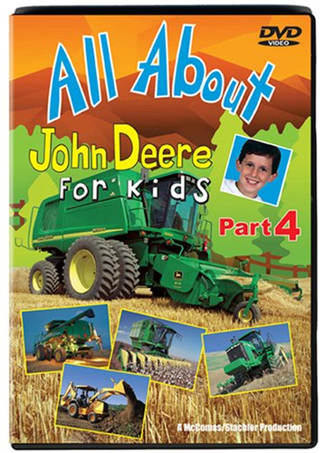 All About John Deere for Kids, Part -