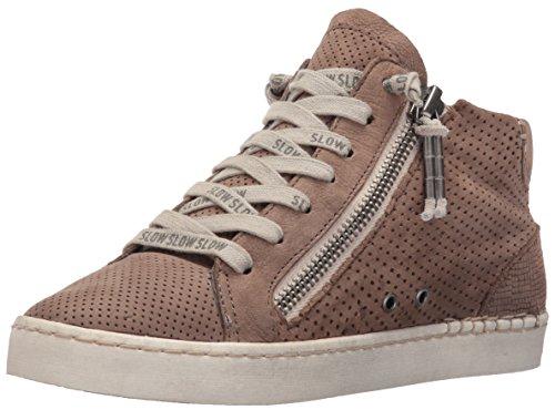 Dolce Vita Women's Zabra Fashion Sneaker, Grey, 8.5 UK/8.5 M US