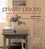 Private Places, Judith Wilson, 0060723548