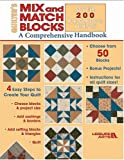 Quilter's Mix and Match Blocks, Leisure Arts, 1574864297