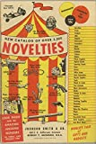 Johnson Smith - New Catalog of Over 2,000 Novelties