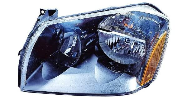 Depo 334-1111L-AF2 Dodge Magnum Driver Side Replacement Headlight Assembly NSF Certified