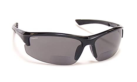 c828efa418b6 Amazon.com  Coyote Eyewear BP-7 Polarized Reader Bifocal +1.50 ...