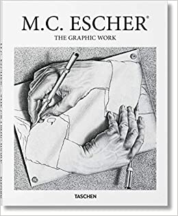 mc escher the graphic work basic art series 20