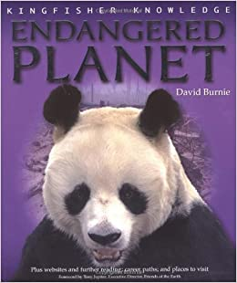 Book Endangered Planet (Kingfisher Knowledge) by David Burnie (2004-09-15)