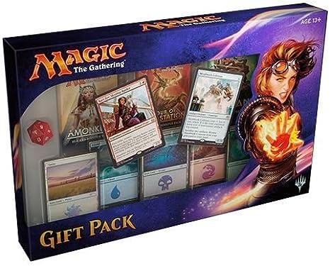 MTG Magic The Gathering Mark Poole Gift Box 2017 Foil Land Card Set NM