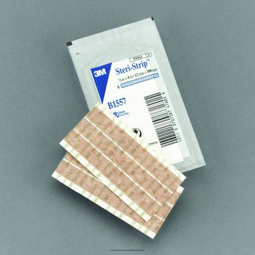 3MTM Steri-StripTM Blend Tone Skin Closure-Size: 1/2
