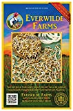 Everwilde Farms - 200 Fenugreek Herb Seeds - Gold Vault Jumbo Seed Packet