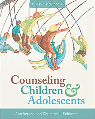 Counseling Children and Adolescents, 5th Edition