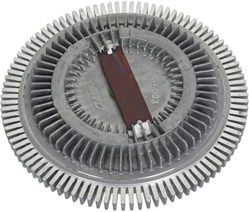 MACs Auto Parts 66-33694 Special Short Shaft For Cars With Air Conditioning Thunderbird OEM Type Thermal Fan Clutch