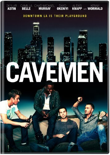Cavemen by Chad Michael Murray -  DVD, Rated R, Herschel Faber