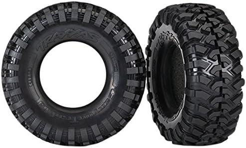 Traxxas Tires 8270 Canyon Trail 1.9 Neumáticos con Inserciones de Espuma (Compuesto S1)